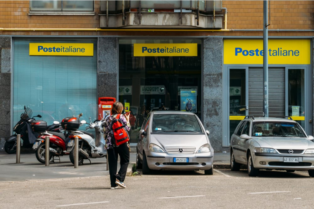 Italian Postal Service Launches QR Code Payments
