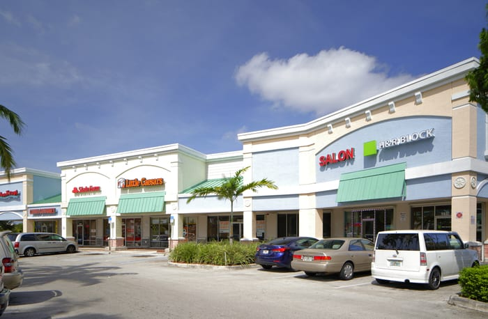 Strip Malls Gaining Edge Over Traditional Malls
