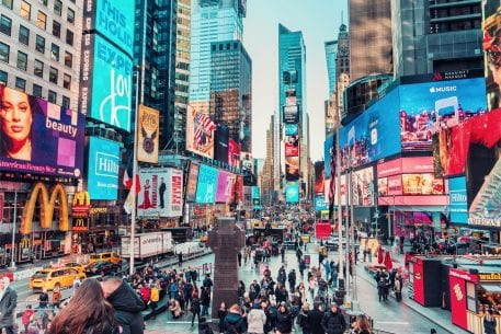 Even Times Square Losing Shops To Changing Retail Landscape