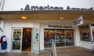 American Apparel is making a comeback