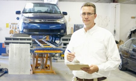 Auto Collision Repair Shops And Cash Flow