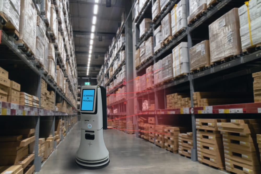 Big-Box Retail Drives Innovation With Robots
