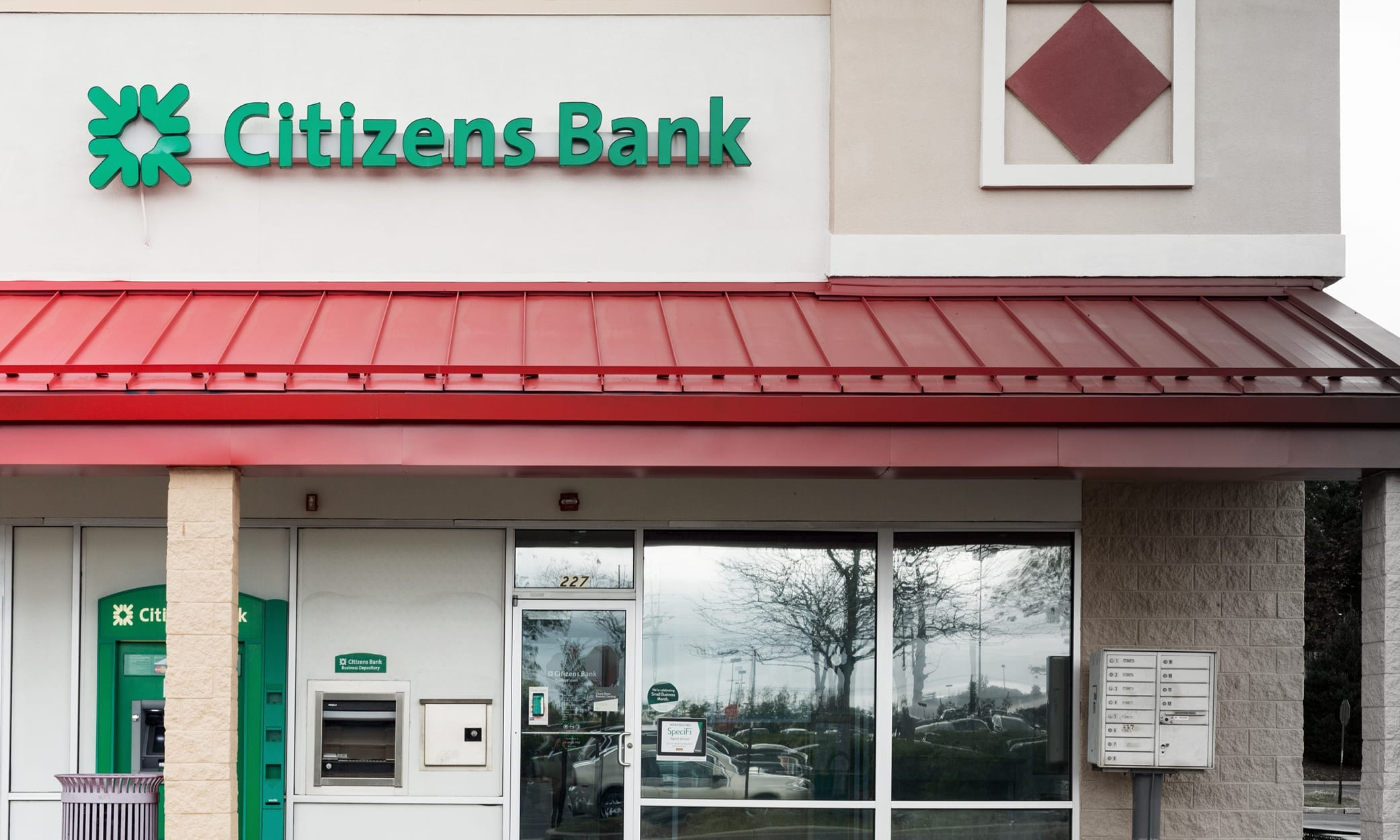 Citizens Bank faces legislation from the CFPB.
