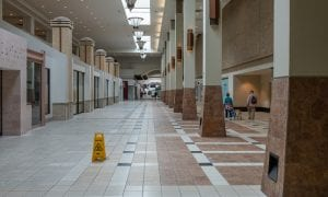Mall Vacancy Rate Reaches 20-Year High