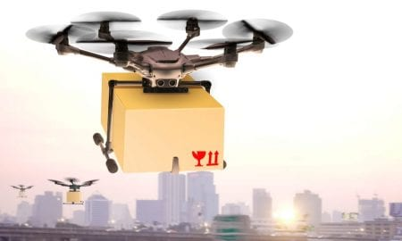 New drone tests will deliver medical products