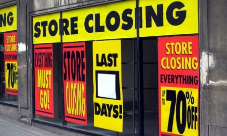 Retail Crisis In U.S., U.K. A Fizzle For 2020?