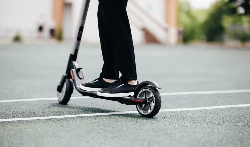 Helbiz's e-scooters will be available easier with Alipay's new partnership.