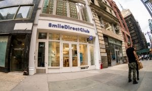 SmileDirectClub employs tactics to suppress negative reviews of their products