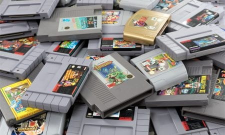 video game cartridges