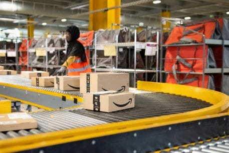 Hundreds Of Jobs Lost As Amazon Cuts Ties With Logistics Company