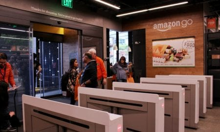 Amazon, Go, Grocery, supermarket, brick-and-mortar, physical store, seattle, cashierless