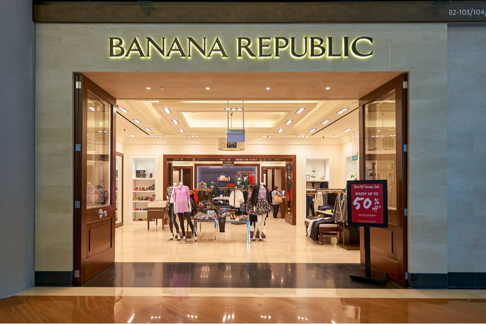 Banana Republic Offers Same-Day Delivery