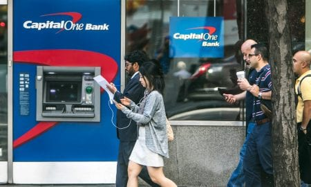 Capital One To Focus On Digital, Close 37 Locations