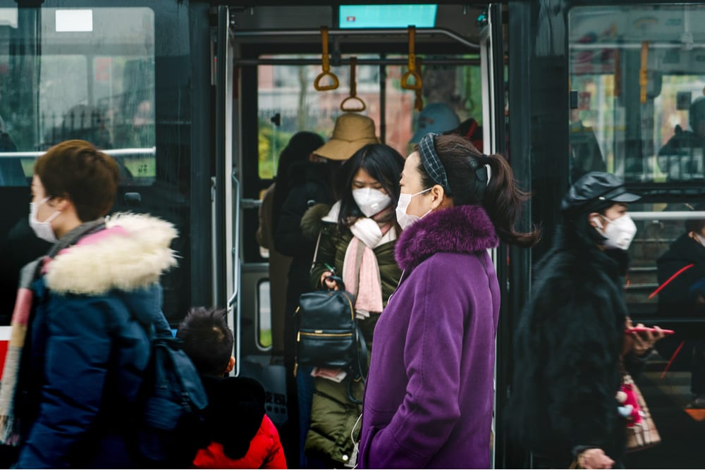 Online Orders Surge In China As Coronavirus Continues