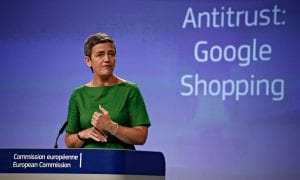 EU Judge: Google Committed 'Clear Infraction'
