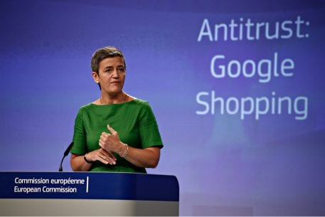 EU Judge Says Google Committed 'Clear Infraction' In Antitrust Case