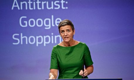 Google Says $2.6B Is Too Much In EU Antitrust Case