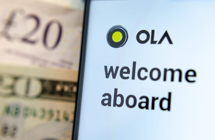 India's Ola Enters London To Rival Uber