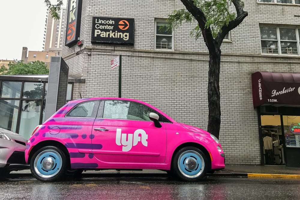 Lyft Buys Halo Cars In Advertising Play