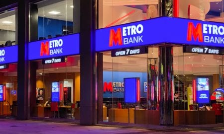 RBS Fund Takes Back £50M From Metro Bank