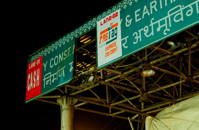 Paytm, eToll, India, Fastags, RBI, Uber, Ola, payments, tolls