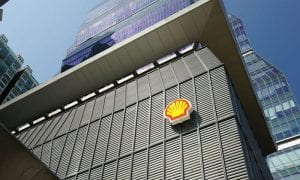 Shell oil co.