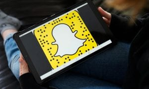 Earnings up for Snap, revenue down
