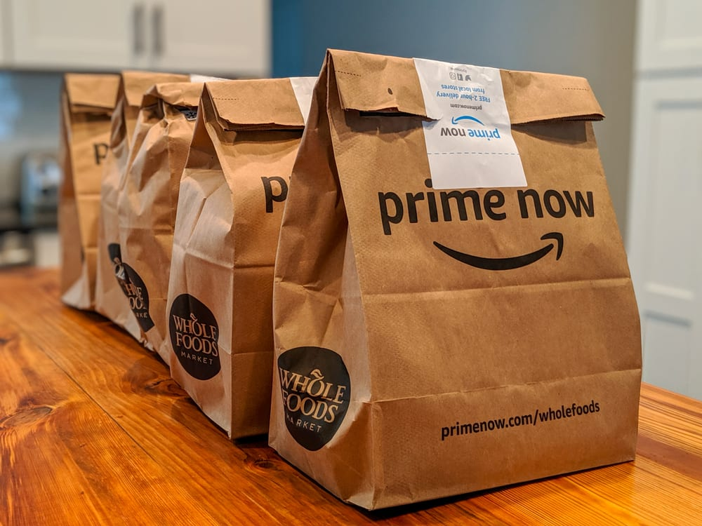 Amazon To Enter India's Food Delivery Space