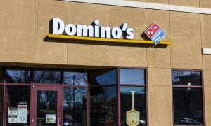 Domino's Established US Restaurant Sales Rise