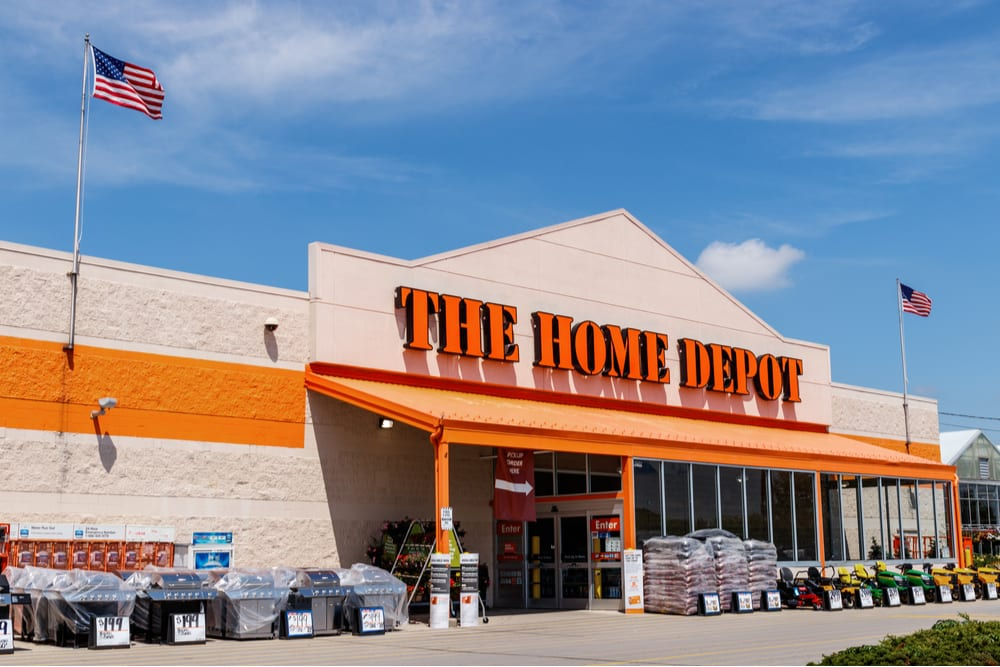 Home Depot Posts Q4 Earnings Beat