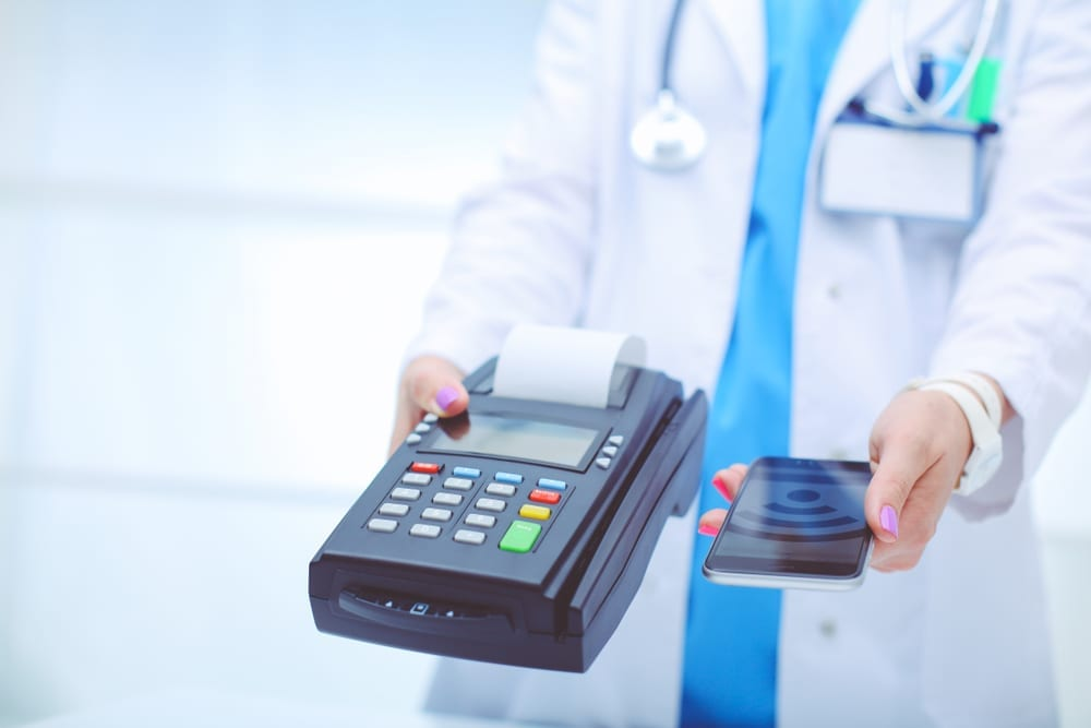 A new way of paying medical bills via SMS has arrived.