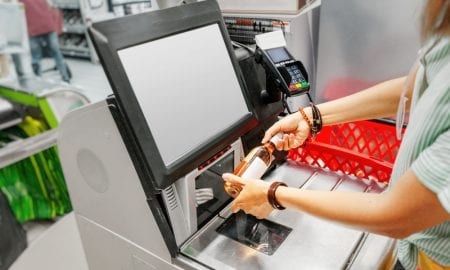 Self-Checkout Hits A (Small) Speed Bump