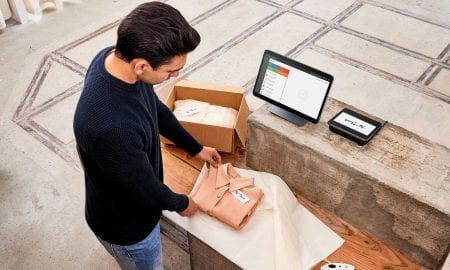 Square For Retail On Register Integrates POS, Payments