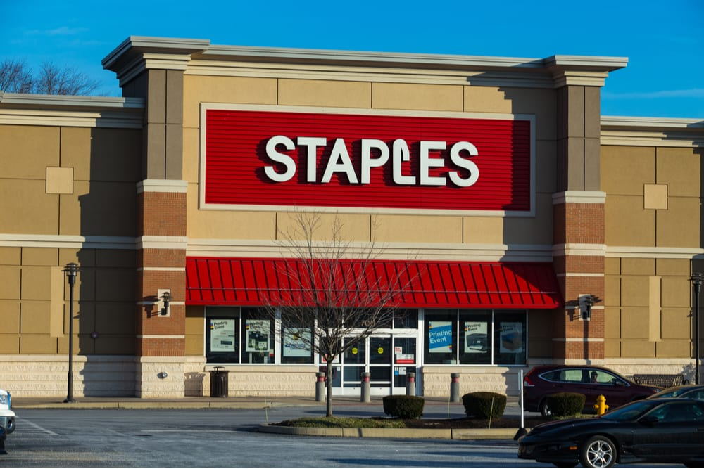 Staples To Debut New Store Format With Coworking