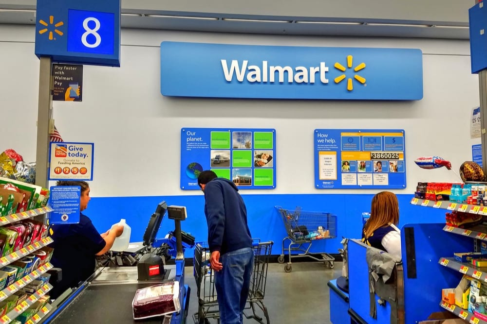 Walmart's Mexican operations grew in the last year.