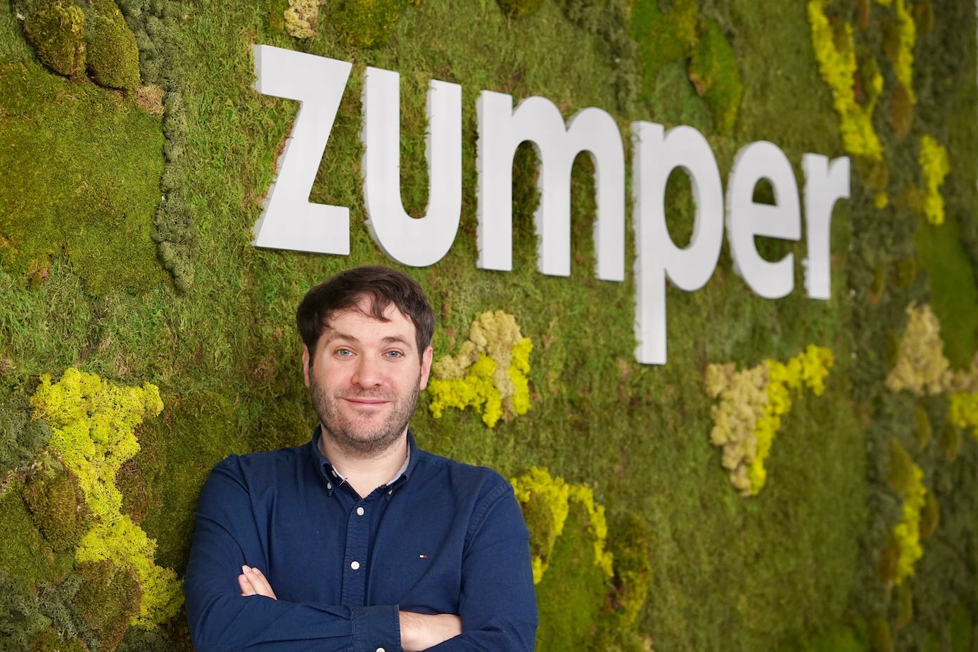 Anthemos Georgiades, CEO of Zumper.