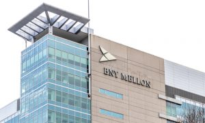 Interim CEO Gibbons Hired At BNY Mellon