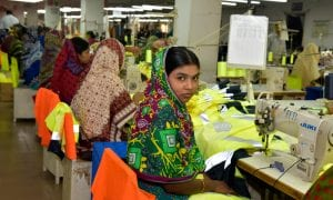 Coronavirus Affects Bangladesh Garment Makers