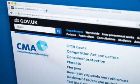 CMA Chair Says Regulation On Big Digital Mergers Has Been Lax