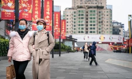 Coronavirus-Affected Businesses In China Face Layoffs, Shutdowns