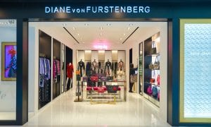 Diane von Furstenberg, Mastercard Team Up