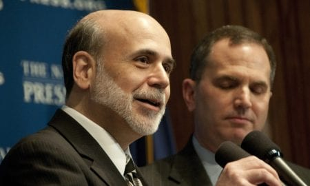 Ex Fed Head Says Recession Will Be Short, Recovery Quick