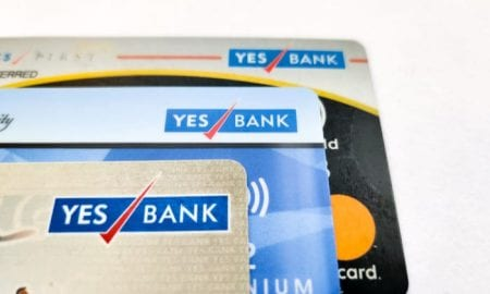 Yes Bank cards