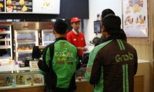Grab, Gojek, indonesia, partnership, south-east Asia's unicorns