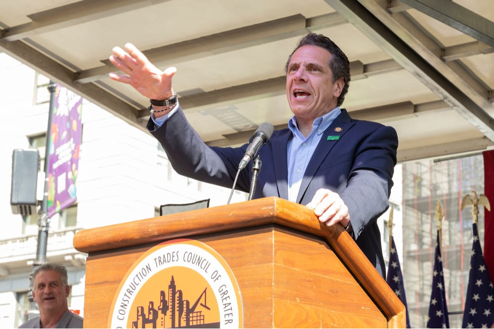 NY Governor Rejects 'Shelter In Place' Order