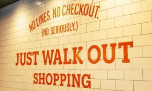 Just Walk Out shopping