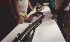 PayPal Talks Illegal Gun Trafficking Research