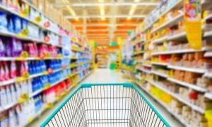 Grocery Stores, Hotels Deal With Coronavirus Effects