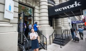 WeWork Could Cut 10 Pct. Of Staff