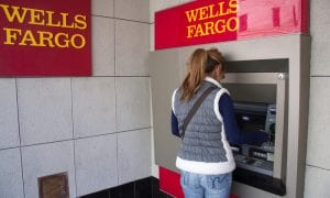 Wells Fargo, Apple Pay, credit, $5, ATM, digital wallet